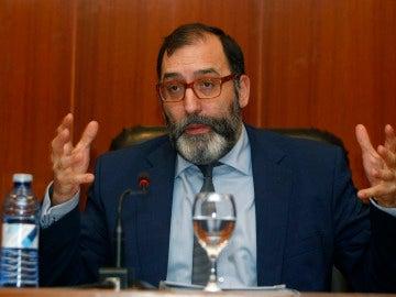 El magistrado de la Audiencia Nacional, Eloy Velasco
