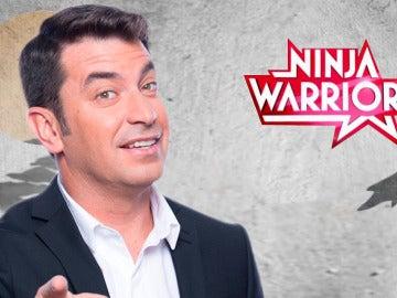 ¿Conseguirá pasar Arturo Valls el obstáculo de Ninja Warrior?
