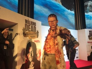 'The Walking Dead' en la Gran Vía