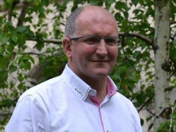 Santiago Freire, el alcalde de Noia