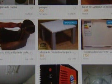 Frame 0.0 de: Las ventas de segunda mano hacen furor en la red