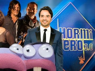Los protagonistas de 'The Walking Dead', Luis fonsi y Mónica Naranjo, visitarán a Pablo Motos en 'El Hormiguero 3.0'