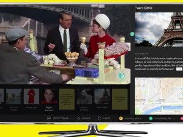 Frame 19.818603 de: Una nueva aplicación móvil permite conocer los entresijos de una película