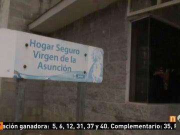 Frame 52.714444 de: Mueren 22 en un incendio en un centro de menores enGuatemala