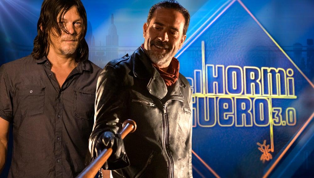 Los protagonistas de 'The Walking Dead' visitarán el jueves 'El Hormiguero 3.0'