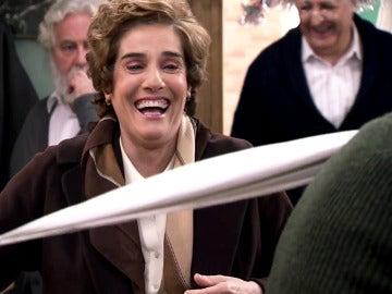 'El Asturiano' eternamente unido a Benito a través de un delantal
