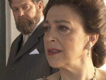 Francisca y Raimundo, sepultados por una bomba el día de su boda