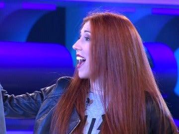 Una concursante de 'Tu cara No Me Suena Todavía' se cuela en 'Ahora Caigo'