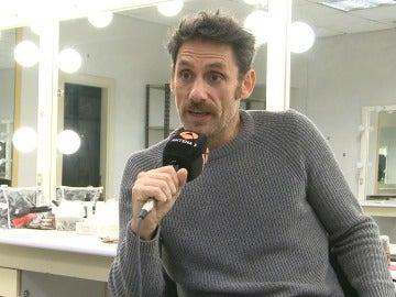 """Alberto Berzal: """"Habrá nuevas víctimas en el último episodio"""""""