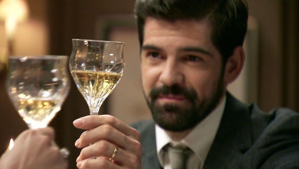 """Alonso a Marta: """"Lo único que quiero es hacerte feliz"""""""