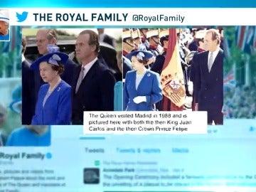 """Frame 13.539268 de: El """"brexit"""" será un tema clave en la próxima visita de los reyes de España a Reino Unido"""