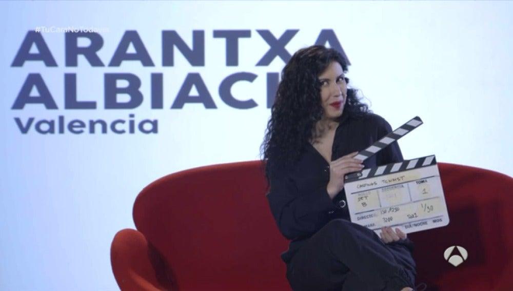 """Frame 11.305 de: Arantxa Albiach: """"Vengo para explotar mi lado más salvaje"""""""