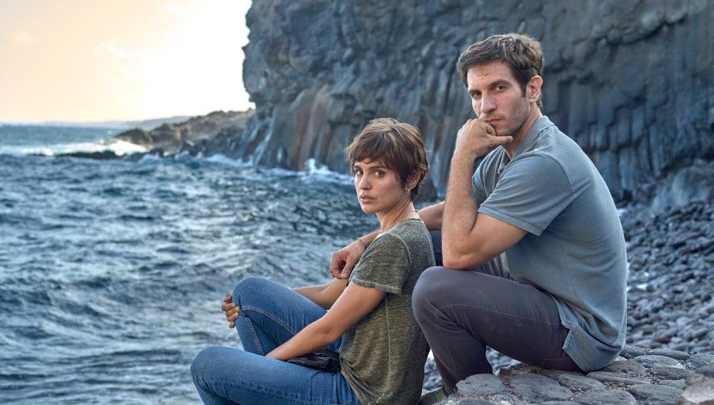 Quim Gutiérrez y Verónica Echegui en 'La Niebla y La Doncella'