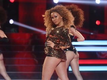 Arantxa Albiach se declara 'Crazy in love' como una sexy Beyoncé