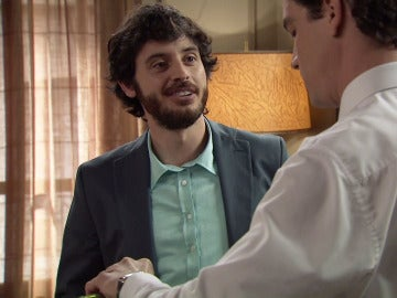 """Rafael a Jaime: """"¿De quién estás enamorado?"""""""
