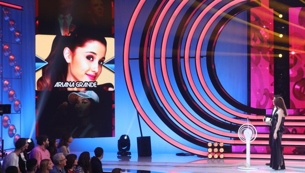 Ariana Grande, Marc Anthony y Maná, las imitaciones de los clasificados en la segunda gala de 'TCNMST'