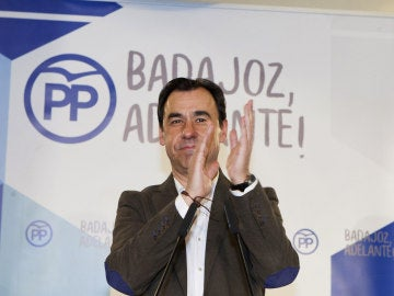 Maillo, en un acto en Badajoz