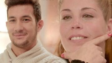 Samantha y Juan Diego se emocionan al revivir su historia de amor