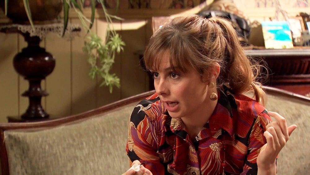 Fiona aconseja a Gonzalo que deje la relación con María