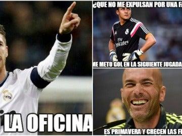 Los 'memes' del Real Madrid-Betis