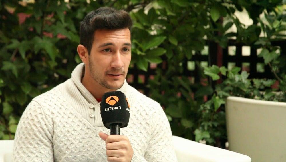 "Juan Diego: ""Me da un poco de miedo escuchar la palabra amor"""