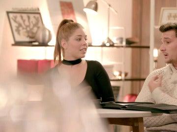 Samantha pide explicaciones a Juan Diego por los momentos de sexo