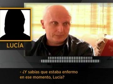 Frame 3.875555 de: La exnovia de Paco Sanz