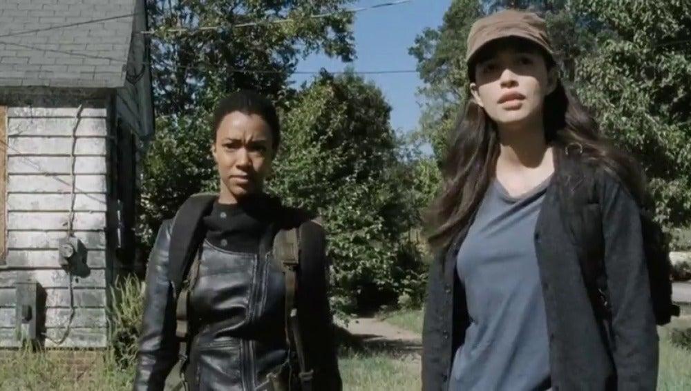 Frame 17.746231 de: Avance del próximo capítulo de 'The Walking Dead'