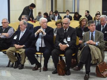 Juicio del caso Pretoria por corrupción urbanística en Cataluña