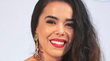 Beatriz Luengo durante el FesTVal 2016