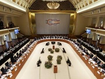 Reunión del G20