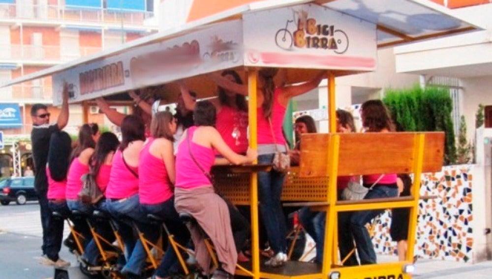 El Ayuntamiento de Madrid se plantea la nueva regularización para que las 'bicibirras' vuelvan a circular.