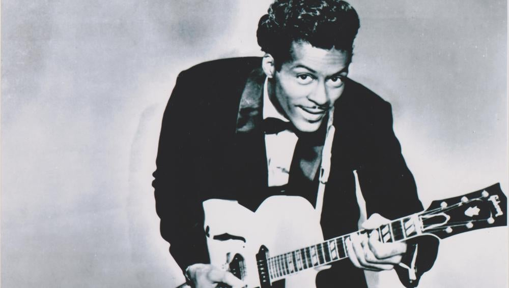 Muere Chuck Berry, leyenda del rock and roll