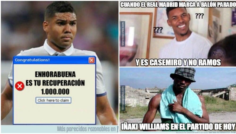 Los mejores 'memes' del Athletic-Real Madrid