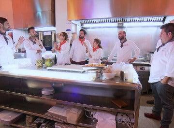 Llega la guerra de restaurantes a la cuarta edición de 'Top Chef'