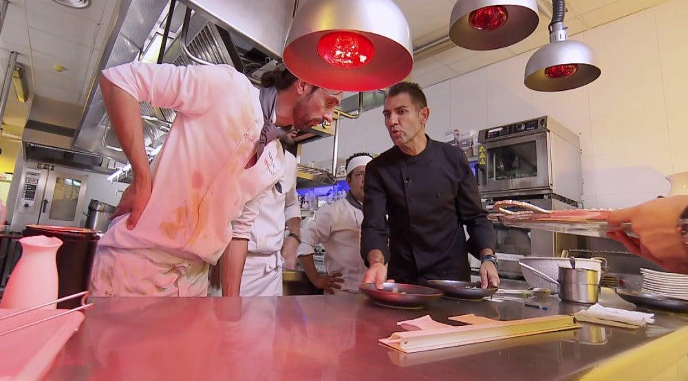 Paco Roncero en la guerra de restaurantes