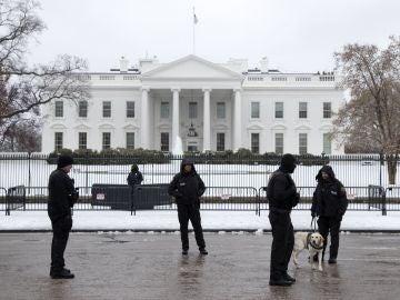 Foto de archivo de la Casa Blanca