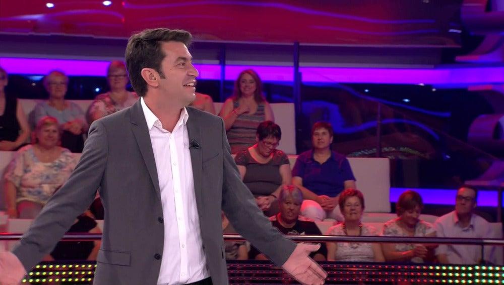 Arturo Valls y su momento más feliz
