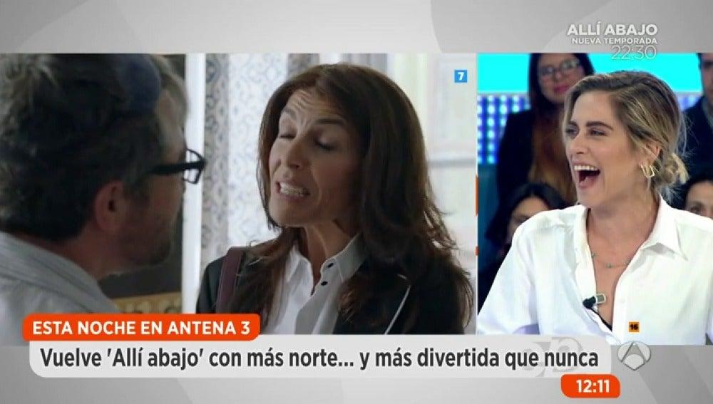 """Frame 82.960874 de:  María León y Jon Plazaola: """"A Carmen la ponen a levantar piedras en el norte"""""""