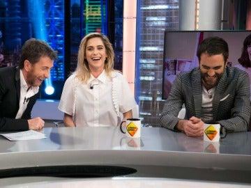"""María León: """"Los vascos y los andaluces somos muy disfrutones"""""""