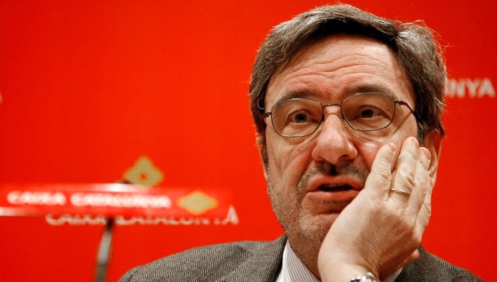 El expresidente de Caixa Catalunya
