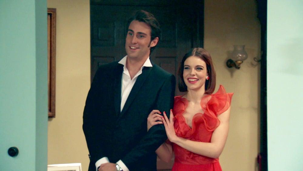 María y Gonzalo, la pareja que hace morir de envidia a Loppard