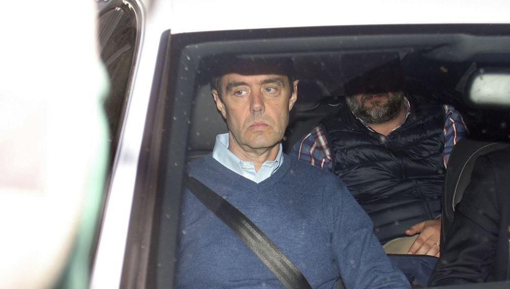 Principal acusado del crimen de la viuda de la CAM