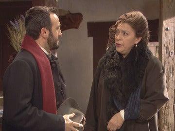 Las nuevas noticias sobre la vida de Raimundo llegan a Puente Viejo