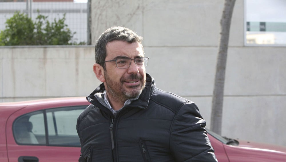El responsable jurídico de CDC, Francesc Sánchez