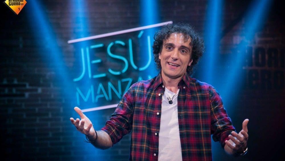 Jesús Manzano y su monólogo sobre el esquí