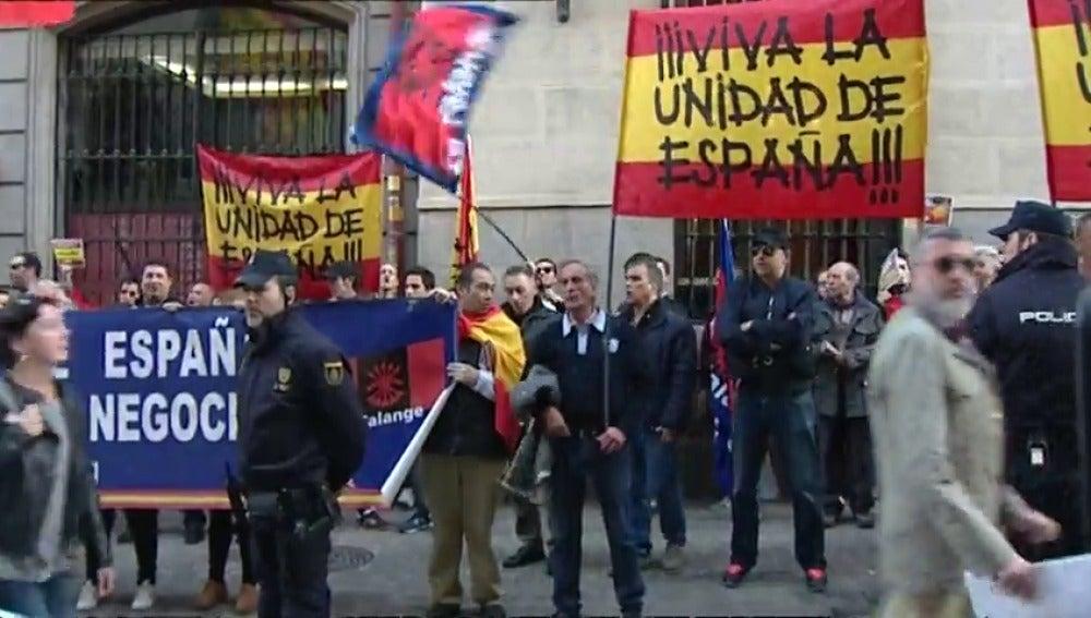 Artur MAs dice que la Constitución ya no tiene legitimidad en Cataluña