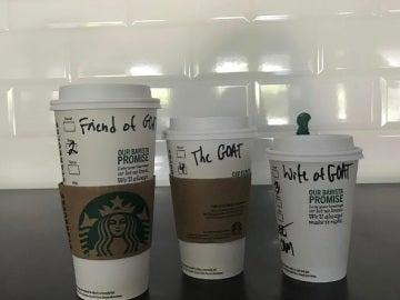 El 'troleo' de un dependiente de Starbucks a Michael Phelps