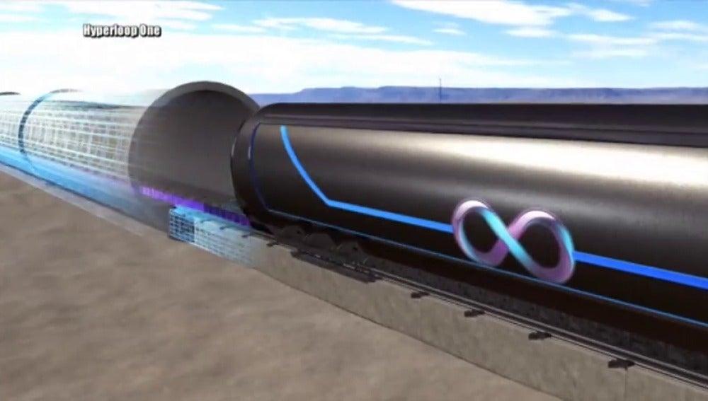 Frame 19.241044 de: El Hyperloop comienza a construirse