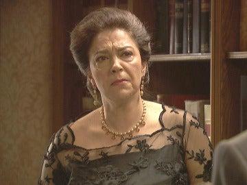 """Francisca se enfrenta a Carmelo: """"Usted estaba allí"""""""